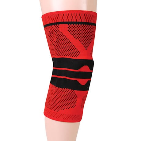 Titanium Gel Knee Support