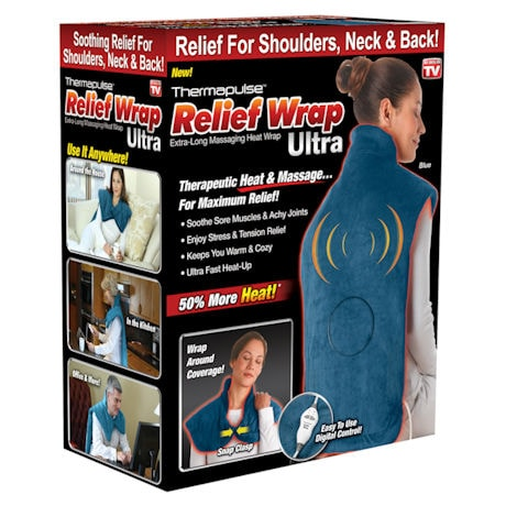 Thermapulse™ Heating Relief Wrap