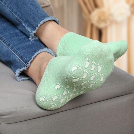 Unisex Spa Moisturizing Gel Socks