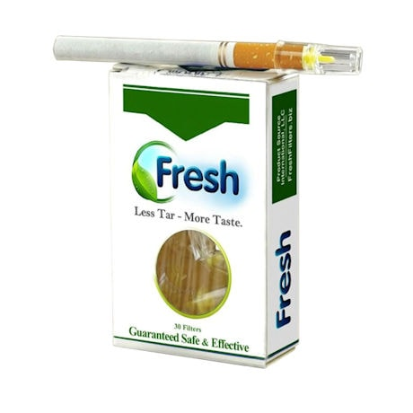 Fresh Cigarette Filters