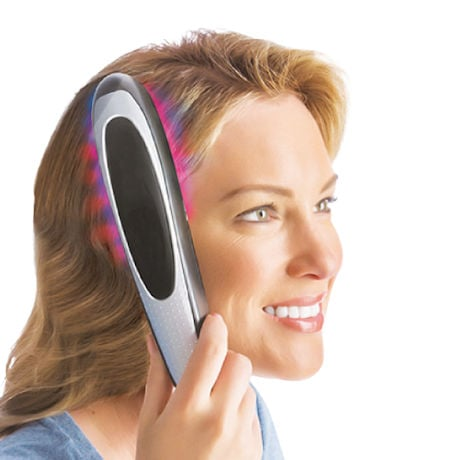 Infrared Hair Growth Brush