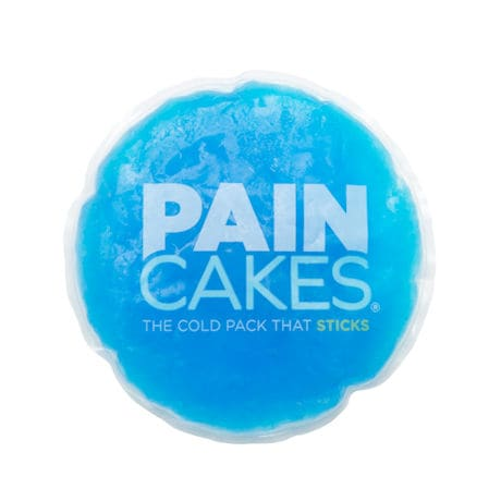 Paincakes® Large Peel-and-Stick Cold Pack - Blue or Purple