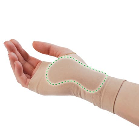 Carpal Tunnel Relief Sleeve - Small/Medium