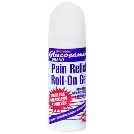 Deep Warming Pain Relief Roll-On Gel