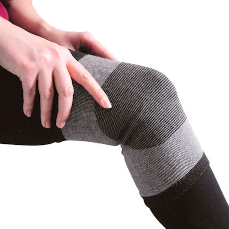 Bamboo Pro Self-Warming Knee Support
