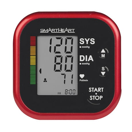 Smartheart™ Arm Blood Pressure Monitor