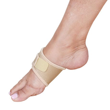 Wrap Around Arch Support for Plantar Fasciitis Relief