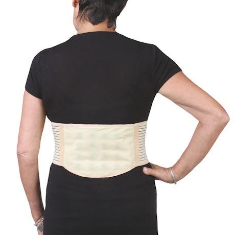 Magnetic Back Support