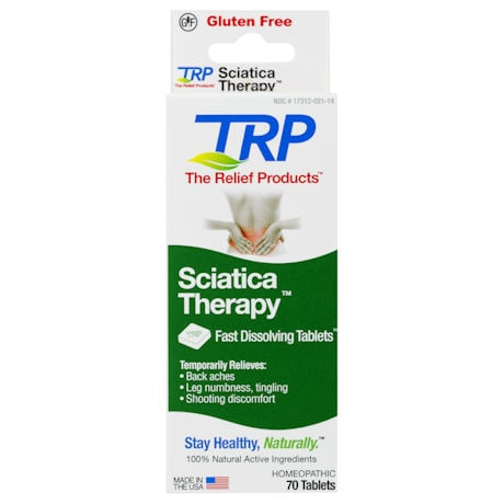 Sciatica Therapy Homeopathic Tablets