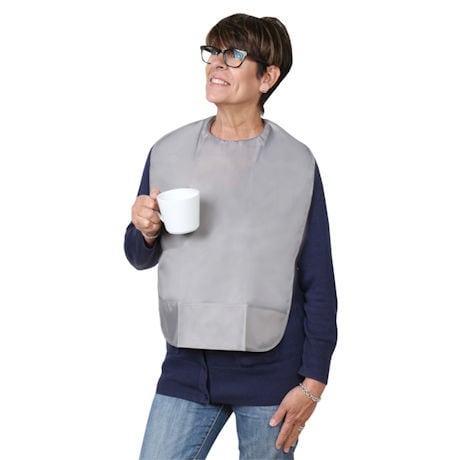 Clip-On Clothing Protector