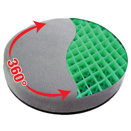 Comfort 360 Gel Swivel Cushion