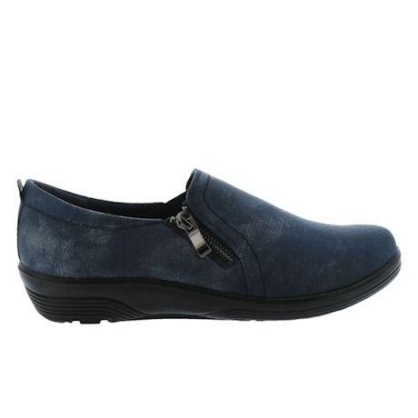 Flexus Mandiella Zip Shoe