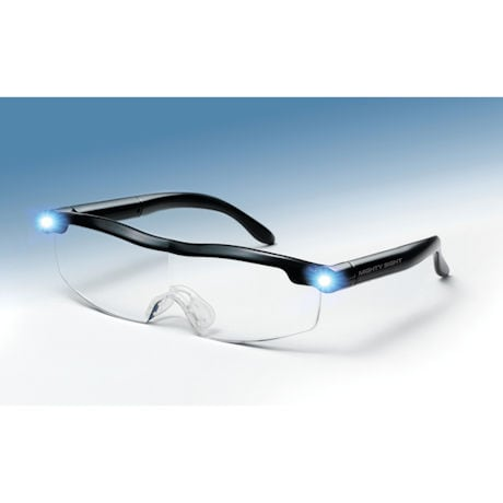 Mighty Sight Glasses 1 Review 5 Stars Support Plus