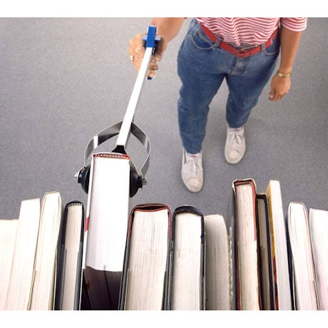 Folding Reacher with Locking Handle