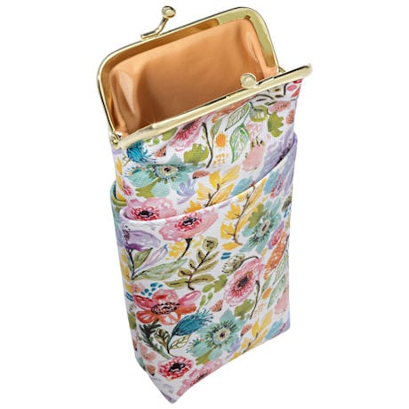Buxton® Petite Garden Glasses Case