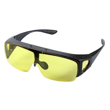 Flip-Up Night Driving Glasses