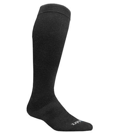 Nufabrx Unisex Moderate Compression Medicated Socks