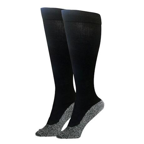 35 Below® Unisex Mild Compression Compression Knee High Socks