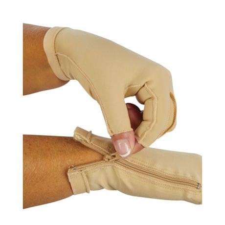Zip Compression Gloves
