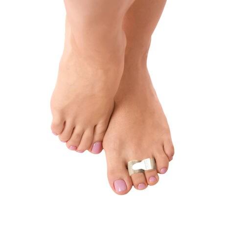 Cushioned Toe Wraps