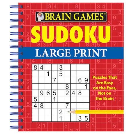 Brain Games™ Puzzle Books