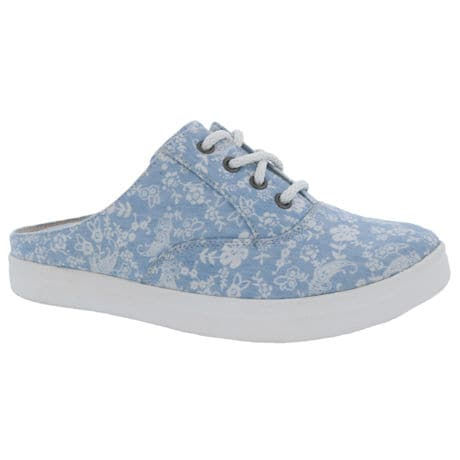 Drew® Sunstone Canvas Slip-On Shoe