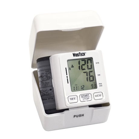 Wristech™ Blood Pressure Monitor