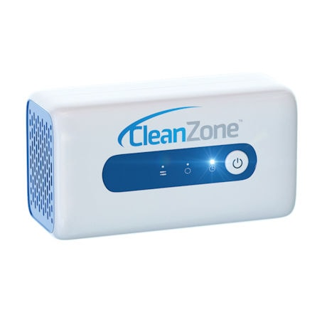 Clean Zone™ CPAP Cleaning System and Wipes