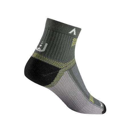 Wigwam® Unisex Quarter Crew Length Ultra Cool Lite Socks