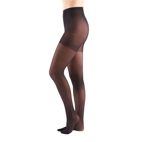 Support Plus® Women's No-Run Support Pantyhose - 3 Pair Pack