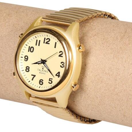 Talking Atomic Watch
