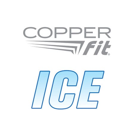 CopperFit® ICE™ Compression Knee Sleeve