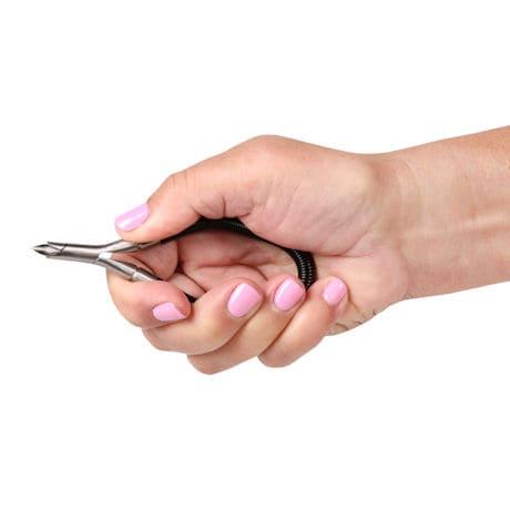 Spiral Spring Nail Clipper