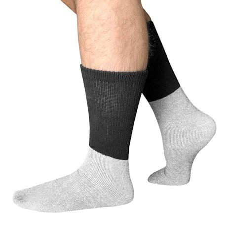 ThermalSport® Unisex Diabetic Crew Length Socks