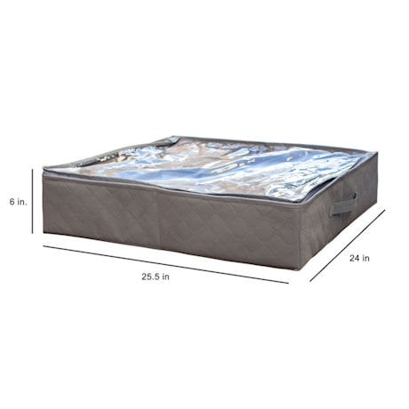 Under Bed Shoe Storage