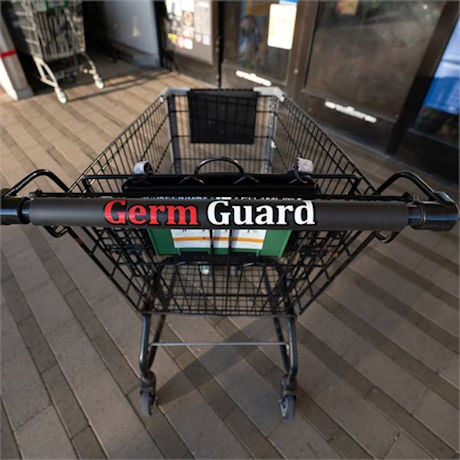 Germ Guard Grocery Cart Handle Cover