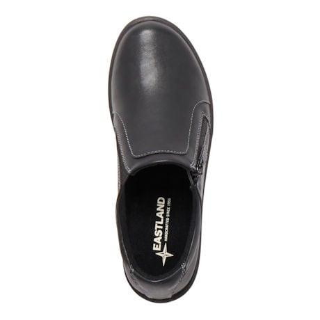 Eastland® Vicky Zip Slip-On Shoe