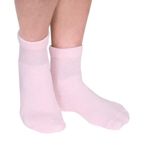 Unisex Diabetic Ankle Socks - 3 Pack