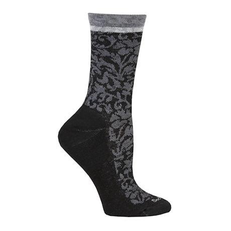 Sockwell® Unisex Plantar Fasciitis Cush Crew Length Socks