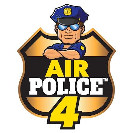 Air Police Face Masks - Set of 7