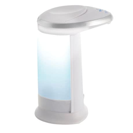 Touch Free Liquid Soap Dispenser with Light