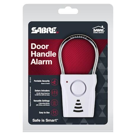 Door Handle Safety Alarm