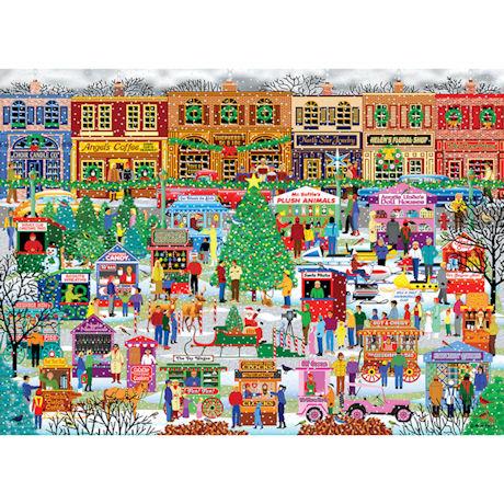 Large Piece 500-Piece Puzzles