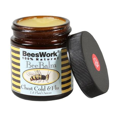 Beeswork® Chest Cold & Flu Balm