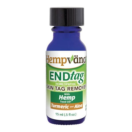Hempvana® End Tag™ Skin Tag Remover Liquid Drops