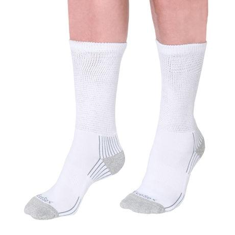 Ecosox Unisex Diabetic Crew Length Socks