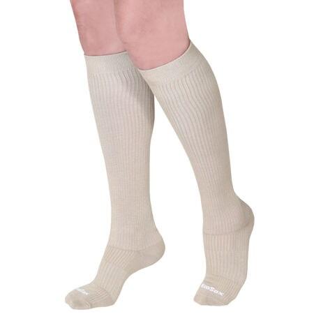 Ecosox Unisex Mild Compression Knee High Socks