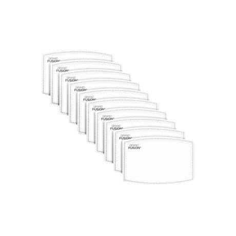 PM2.5 Replacement Mask Filters - 10 Pack