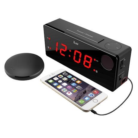 iLuv Time Shaker Wow Alarm Clock