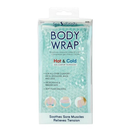 Gel Bead Hot/Cold Therapy Body Wrap
